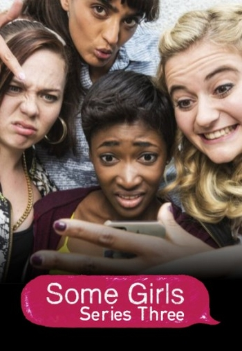 Девчонки. 3 Сезон / Some Girls (2014) онлайн